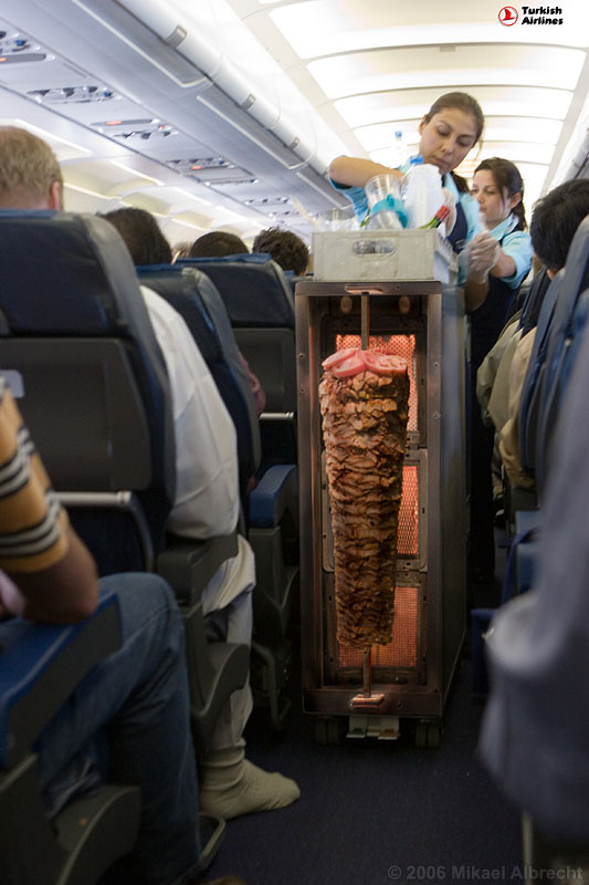 Poze MaxFun.ro » Turkish Airlines snack